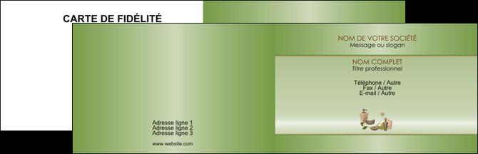Creer Modele En Ligne Carte De Visite Institut Beaute Soins Bien Etre MLGI21274