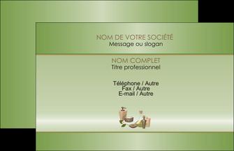 Personnaliser Maquette Carte De Visite Institut Beaute Soins Bien Etre MLGI21290