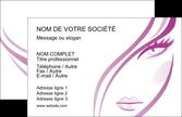 personnaliser modele de carte de visite institut de beaute coiffure coiffeuse salon de coiffure MLGI21327
