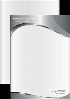 personnaliser maquette flyers texture contexture design MIF21514