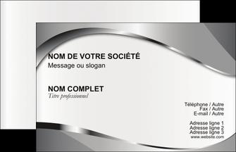 modele carte de visite texture contexture design MIF21518
