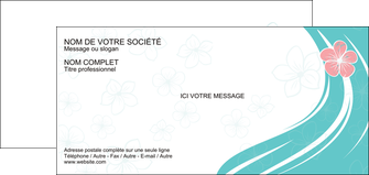 personnaliser modele de carte de correspondance institut de beaute coiffure coiffeuse salon de coiffure MLGI21674
