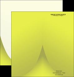 creation graphique en ligne depliant 2 volets  4 pages  medecine douce texture contexture structure MIF21754