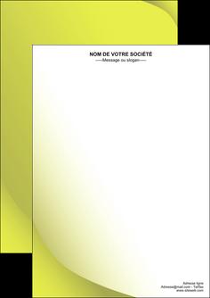 faire modele a imprimer flyers medecine douce texture contexture structure MIF21770