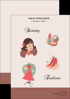 cree flyers institut de beaute beaute soins salon de beaute MLGI21850