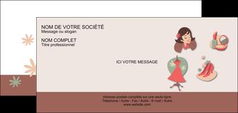 creer modele en ligne carte de correspondance cosmetique beaute soins salon de beaute MLGI21856