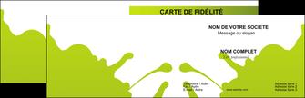 exemple carte de visite peinture texture structure composition MLGI21938