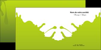 modele en ligne depliant 2 volets  4 pages  peinture texture structure composition MLIG21942