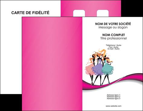 Faire Modele A Imprimer Carte De Visite Institut Beaute Robe Salon Mode Boutique
