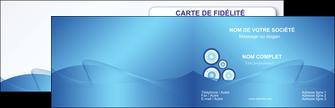 maquette en ligne a personnaliser carte de visite agence immobiliere abstrait design texture MIF22112