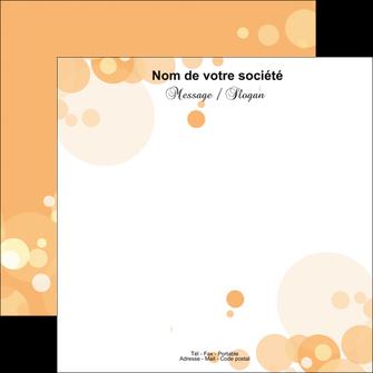 personnaliser modele de flyers abstrait design texture MLGI22128