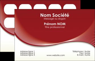 Modle Carte De Visite Agence Immobilire Personnaliser