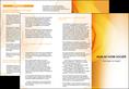 maquette en ligne a personnaliser depliant 3 volets  6 pages  abstrait texture contexture MLGI22302