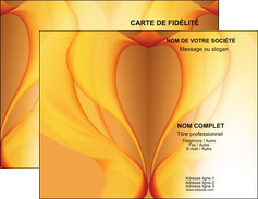 cree carte de visite abstrait texture contexture MLGI22322