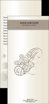 personnaliser modele de flyers institut de beaute beaute coiffure soin MLGI22674