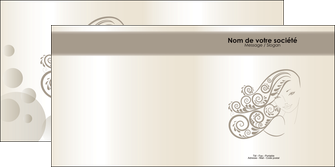 imprimer depliant 2 volets  4 pages  institut de beaute beaute coiffure soin MLGI22678
