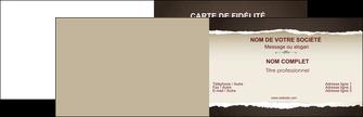 faire modele a imprimer carte de visite texture contexture structure MIF22806