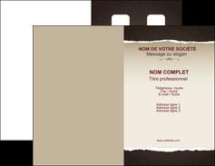 realiser carte de visite texture contexture structure MIF22808