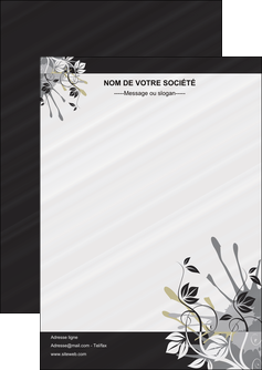 Impression Flyers Fleuriste & Jardinage imprimer-flyers-impression Flyer A6 - Portrait (10,5x14,8 cm)