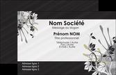 imprimer carte de visite fleuriste et jardinage fleurs fleuriste jardin MLIP23442