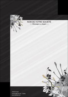 imprimerie affiche fleuriste et jardinage fleurs fleuriste jardin MLGI23454