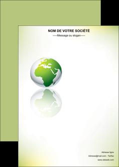 faire flyers paysage nature nature verte ecologie MLGI23536