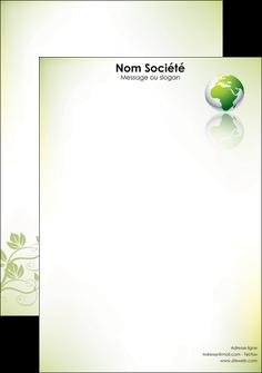 modele en ligne tete de lettre paysage nature nature verte ecologie MLGI23544