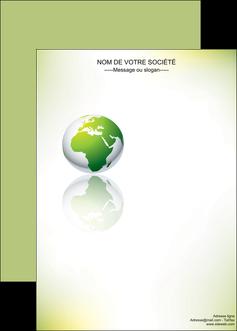imprimer affiche paysage nature nature verte ecologie MLGI23546