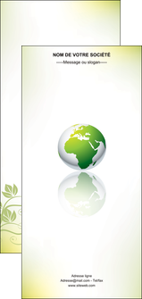 realiser flyers paysage nature nature verte ecologie MLGI23548