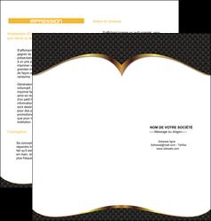 exemple depliant 2 volets  4 pages  texture contexture structure MLGI23812