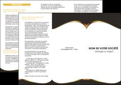 Commander Dépliant  papier publicitaire et imprimerie Dépliant 6 pages Pli roulé DL - Portrait (10x21cm lorsque fermé)