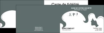 imprimer carte de visite institut de beaute coiffure salon de coiffure beaute MLGI24256