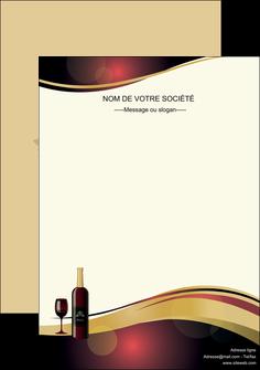 cree affiche vin commerce et producteur vin vignoble bouteille de vin MLIG24304