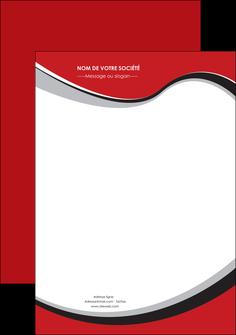 personnaliser maquette affiche structure contexture design simple MLGI24566