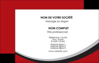 Carte de visite mod le et exemple structure contexture design simple - Notaire en ligne gratuit ...