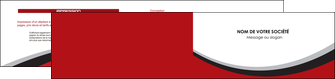 maquette en ligne a personnaliser depliant 2 volets  4 pages  structure contexture design simple MLGI24580