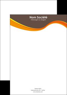 modele tete de lettre structure contexture design simple MLGI24620