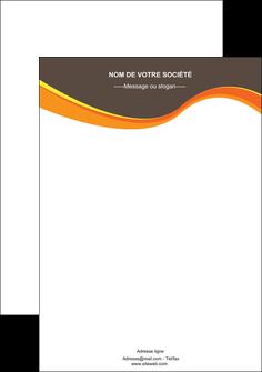 modele flyers structure contexture design simple MLGI24626