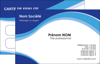 Commander Promo Pack Multi Cartes de visite  Carte commerciale de fidélité modèle graphique pour devis d'imprimeur Carte de Visite - Paysage