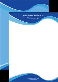 Commander Documents  modèle graphique pour devis d'imprimeur Flyer A5 - Portrait (14,8x21 cm)