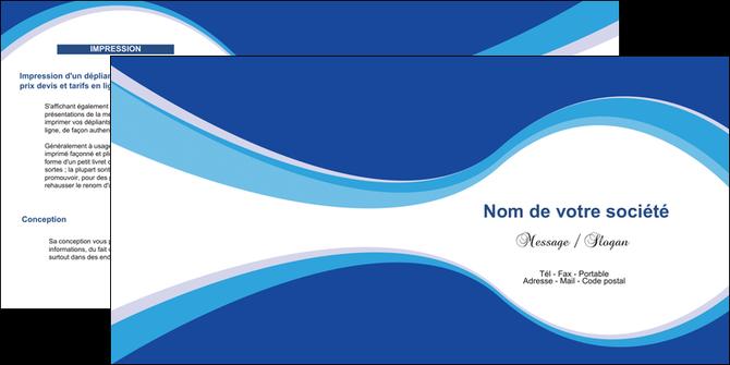 faire modele a imprimer depliant 2 volets  4 pages  texture contexture structure MLGI24896