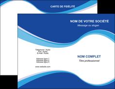 Commander cartes de visite impression vernis selectif  Carte commerciale de fidélité cartes-de-visite-impression-vernis-selectif Carte de visite Double - Portrait