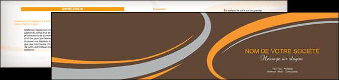 maquette en ligne a personnaliser depliant 2 volets  4 pages  texture contexture structure MLGI24932
