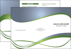 modele en ligne depliant 3 volets  6 pages  texture contexture structure MLGI25194