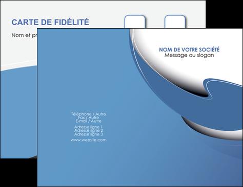 Personnaliser Maquette Carte De Visite Ure En Bleu Pastel Courbes Fluides MLGI25300