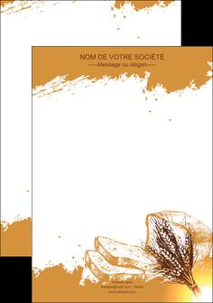 imprimer affiche boulangerie boulangerie boulange boulanger MLGI25322