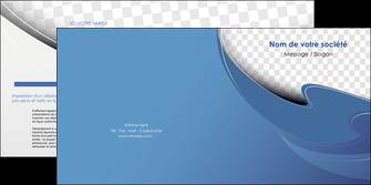 personnaliser modele de depliant 2 volets  4 pages  texture contexture structure MLGI25366