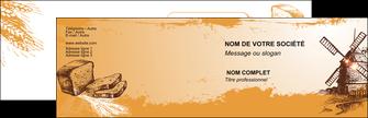 realiser carte de visite bar et cafe et pub boulangerie boulange boulanger MLIG25424