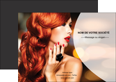 creer modele en ligne flyers salon de coiffure coiffure coiffeur coiffeuse MLGI25568