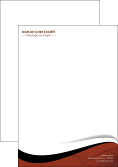 Commander Document commercial  papier publicitaire et imprimerie Flyer A5 - Portrait (14,8x21 cm)